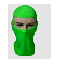 Зелёная балаклава
