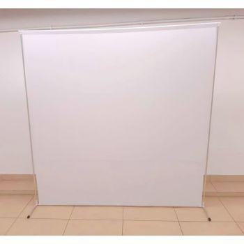 Белый фон для фото 200 cm