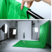 Chroma key Green GB+ 2 x 3 Анти блик