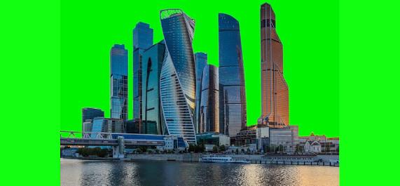Москва на hromakej