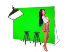 изображение хромакея для видео